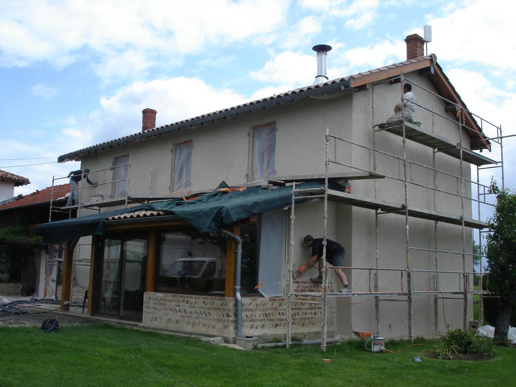 rénovation pisé